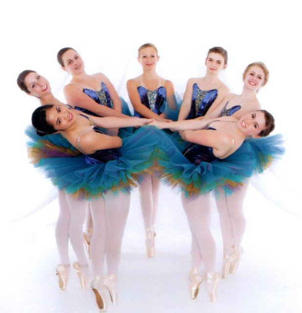 Pointe Dance Classes for Teens